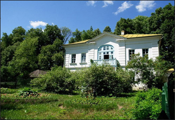 Yasnaya Polyana, the museum-estate of Leo Tolstoy