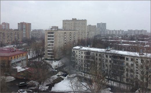 Moscow Sleeping District