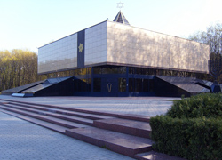 Holocaust memorial synagogue