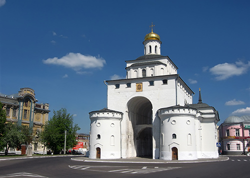 Golden Gates in Vladimir