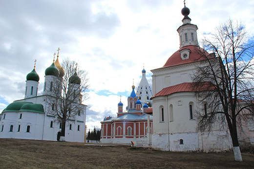 Day trip to Kolomna