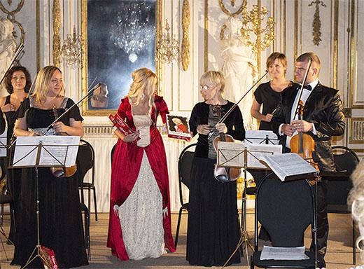 В Новогирееве «Музыкальный экспресс» промчался от эпохи барокко до джаза и йодля