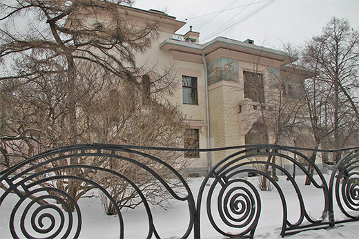 Maxim Gorky house-museum (Rabushinsky mansion)