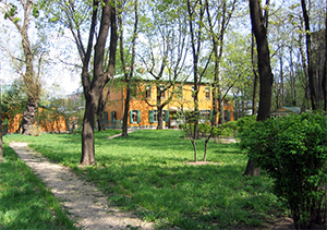 Tolstoy house-museum