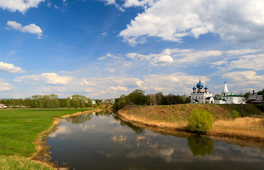 1 Day: Vladimir and Suzdal by train