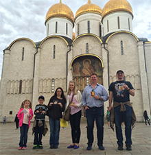 Moscow tours for kids