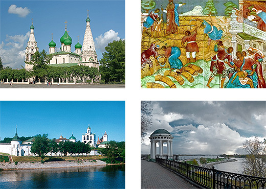 Images from Yaroslavl