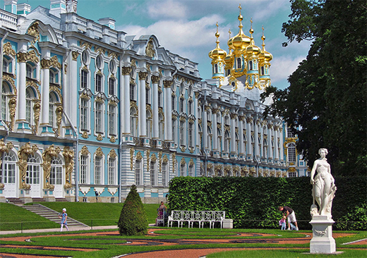 Two day tour of St Petersburg