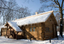 Peter the Great's cottage