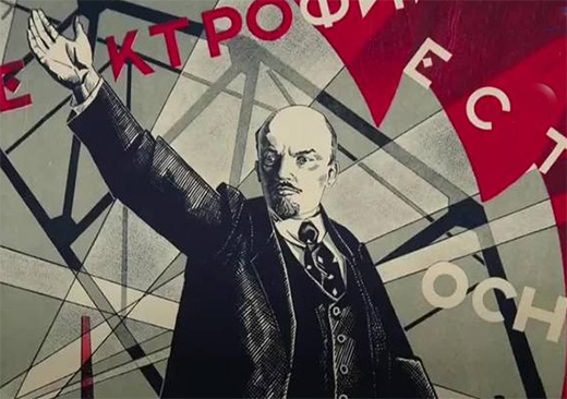 Wind of changes. Russian Revolution 1917