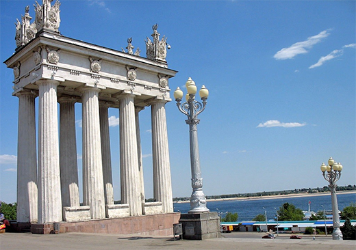 Volgograd in two days