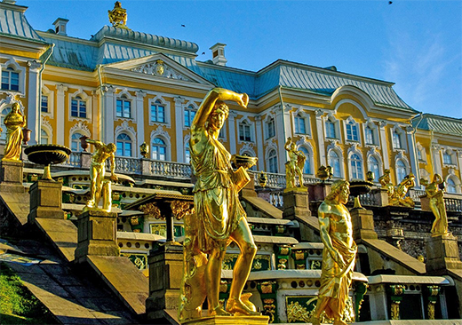 Two day tour of Saint Petersburg