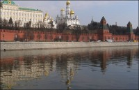 The Sofia Embankment, Moscow, 2010