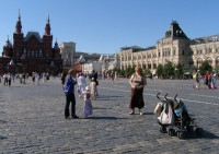 Red Square, Moscow, 2010