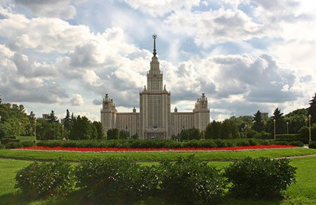 Moscow state University.  Moscow, 2009