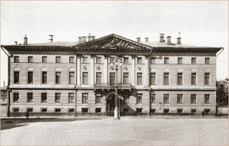 The house of governor-general, Moscow, beginning of the 20th century